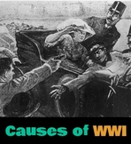 Causes of WWI Slides Presentation