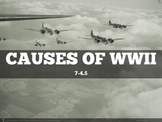 Causes of WWII Powerpoint