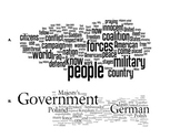 Causes of War Wordle Compare & Contrast Lesson-WWII