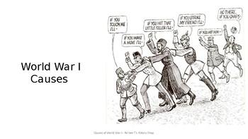 Causes of World War I