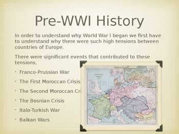 Causes of World War I Explained