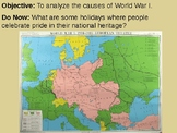 Causes of World War I PowerPoint Presentation