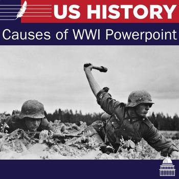 Causes of World War I Powerpoint