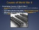 Causes of World War II PowerPoint Lecture