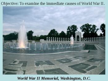 Causes of World War II PowerPoint Presentation