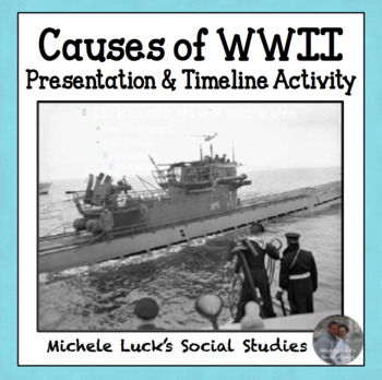 Causes of World War Two Ppt on Appeasement, WWII Timeline ...