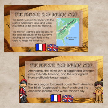 Causes of the American Revolution- Lesson 1 French and Indian War