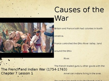 Causes of the American Revolution PowerPoint