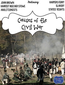 Causes of the Civil War Assessment