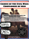 Causes of the Civil War: Compromise of 1850