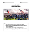 Causes of the Civil War DBW
