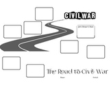 Causes of the Civil War Graphic Organizer