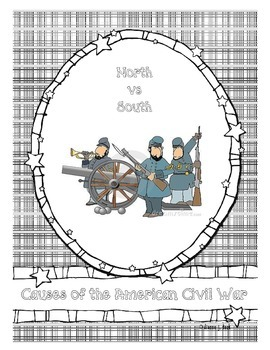 Causes of the Civil War Notes Pages