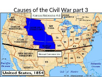 Causes of the Civil War Part Three