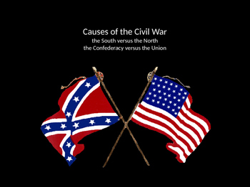 Causes of the Civil War Powerpoint
