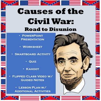 Causes of the Civil War: The Road to Disunion
