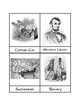 Causes of the Civil War - Three/Four Part Cards
