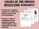primary sources french revolution teaching resources teachers pay teachers. Black Bedroom Furniture Sets. Home Design Ideas