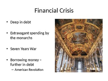 Causes of the French Revolution 2