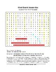 Causes of the French Revolution Word Search (Grades 9-12) with Key