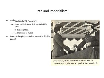 Iran - Causes of the Revolution
