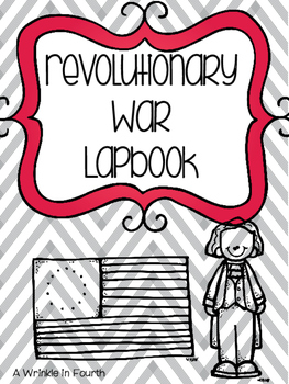 Causes of the Revolutionary War Lapbook