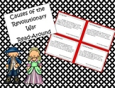 Causes of the Revolutionary War Read-Around