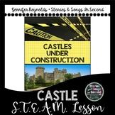 Caution: Castles Under Construction {Fairy Tale S.T.E.A.M. Freebie}
