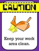 Caution Posters