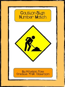 Caution Sign Number Match