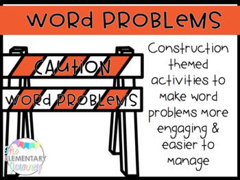 Caution: Word Problems Under Construction