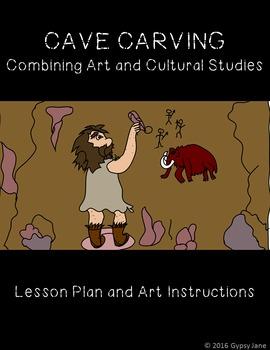 Cave Art Lesson Plan