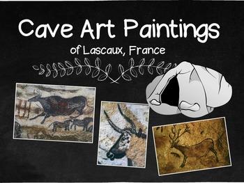 Cave Art Paintings of Lascaux
