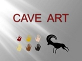 Cave Art Presentation and Activity