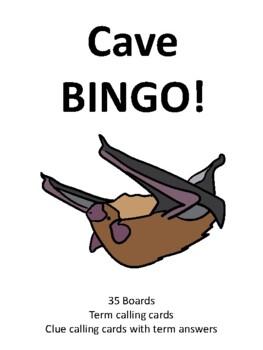 Cave BINGO!