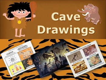 Cave Drawings/Paintings Unit **BUNDLE**