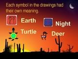 Cave Painting: Native American Petroglyphs