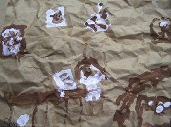 Cave Painting:  What I Did Yesterday