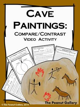 Cave Paintings: Compare & Contrast Video Activity