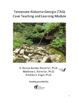 Cave Teaching and Learning Module