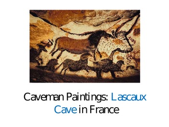 Cavemen Art Powerpoint Lesson