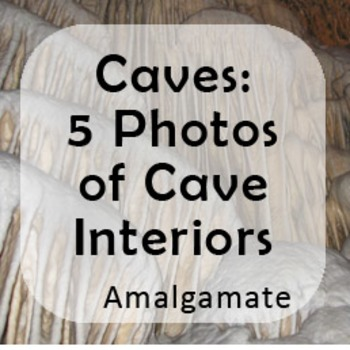 Caves: 5 Photographs of a Cave Interior