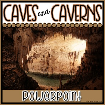 Caves & Caverns PowerPoint