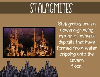 Caves & Caverns Presentation in Google Slides™