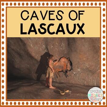 Caves of Lascaux Postcard Activity