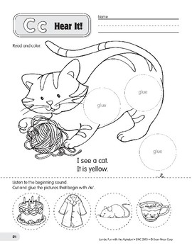 Cc: Cat, Can