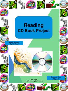 Novel Study: CD Book Project