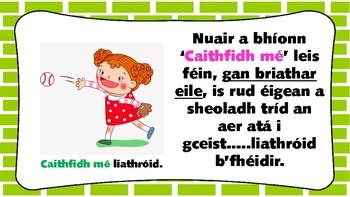 Ceartúchán Gaeilge na Míosa - Mí na Nollag // December Irish Correction