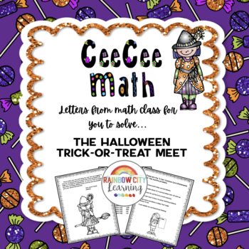 Halloween Math Problem Solving