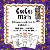 Halloween Math Problem Solving Make an Organized List